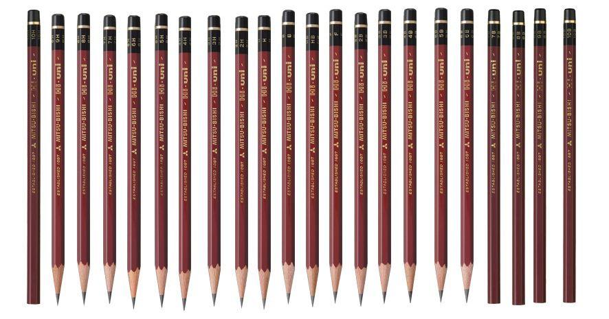 uni鉛筆