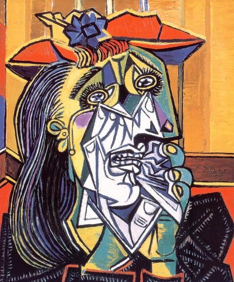 女性関係が派手だったピカソは、絵のモチーフに妻や恋人たちを選ぶことが多々ありました。 また一つの様式や流行りにこだわりが無かったピカソは、様々な作風の作品を