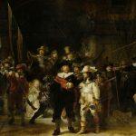 レンブラントはどんな画家?有名絵画「夜警」や特徴の光を簡単解説!